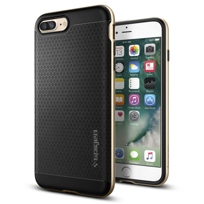 Spigen Neo Hybrid for iPhone 7 Plus champagne gold