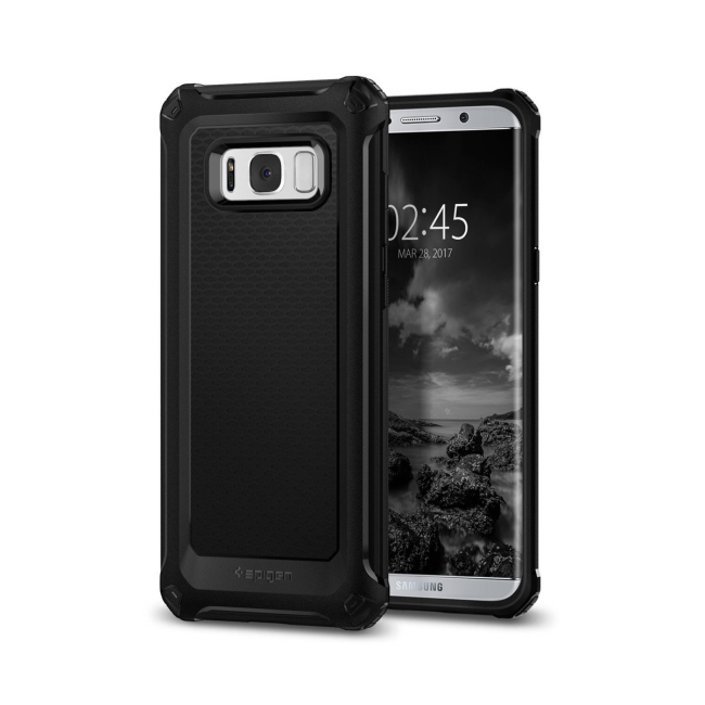 Image of   Spigen Rugged Armor Extra cover til Samsung Galaxy S8