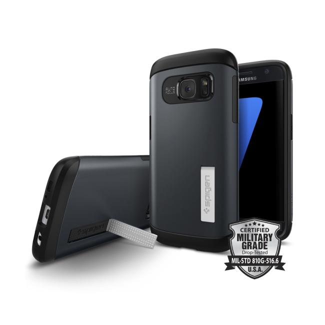 Image of   Spigen Slim Armor cover til Samsung Galaxy S7