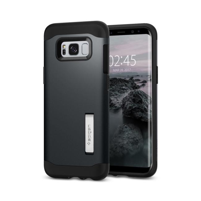 Image of   Spigen Slim Armor cover til Samsung Galaxy S8