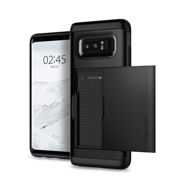 Image of   Spigen Slim Armor CS cover til Samsung Galaxy Note 8