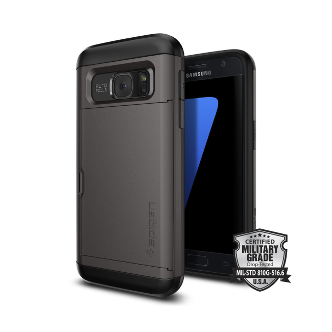 Image of   Spigen Slim Armor CS cover til Samsung Galaxy S7