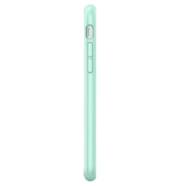 Image of   Spigen Ultra Hybrid cover til iPhone 7/8 Mint Grøn