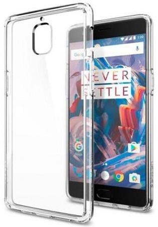 Image of   Spigen Ultra Hybrid Cover til OnePlus 3