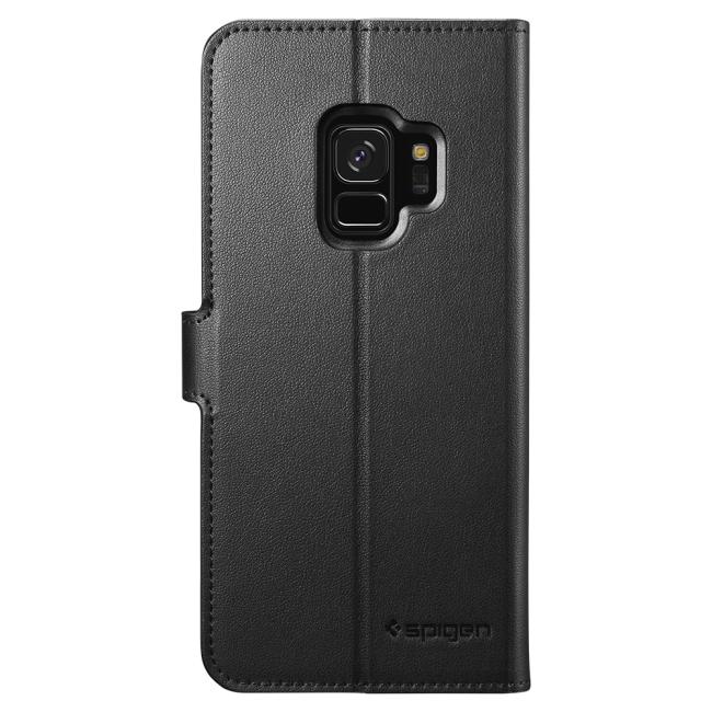 Spigen Wallet S for Galaxy S9 black