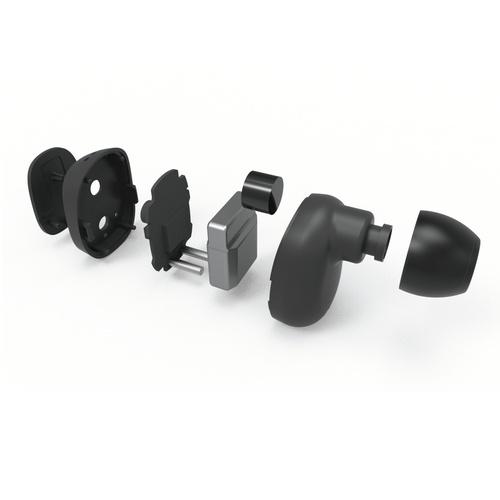 Stereo Bluetooth 4.2 Wireless w/ Chargingbase Blk