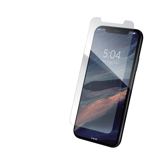 Billede af THOR CF Glass and Applicator for iPhone XS Max clear