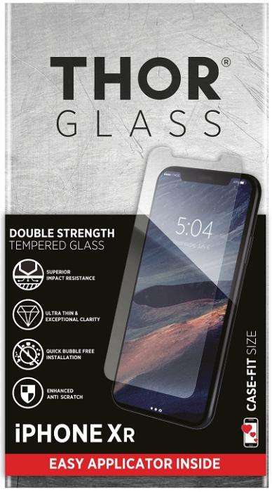 Billede af Thor glass til Apple iPhone XR Case-Fit - Kan bruges med cover