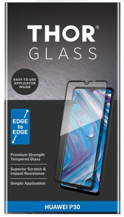 Billede af Thor glass til Huawei P30 Full-Screen med applikator