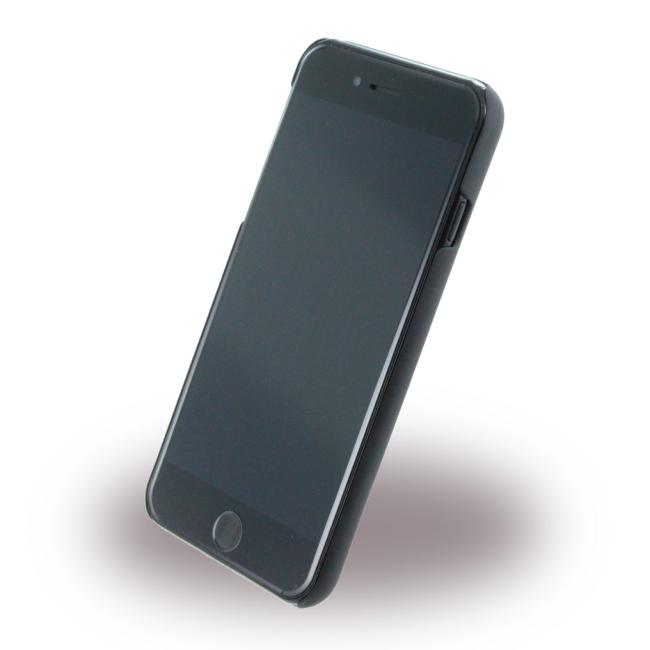 Image of   Trussardi - TRU7SCALAS - Metal Hard Cover / Phone Case - Apple iPhone 7 8 - Silver