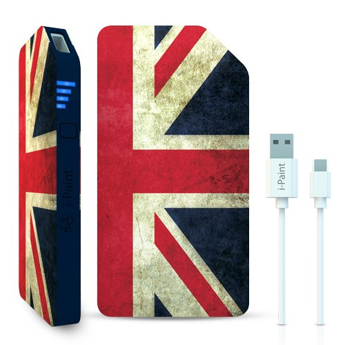 Image of   3000 mAh Powerbank / eksternt batteri 1A fra i-Paint UK