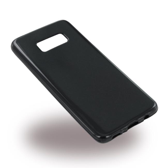 Image of   Ultra Slim - TPU Case / Silicone Cover - Samsung G950F Galaxy S8 - Black