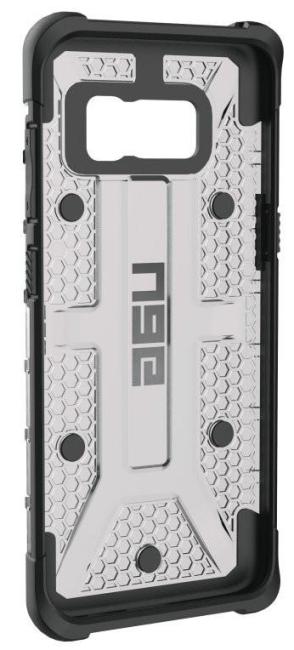Image of   Urban Armor Gear Composite Case til Samsung Galaxy S8 Transparent
