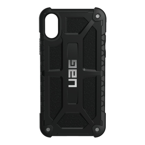 Image of   Urban Armor Gear Monarch Cover iPhone X Sort