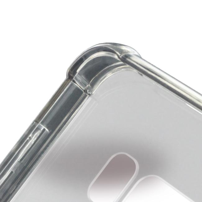 Image of   UreParts Shockproof Hardcover til Samsung Galaxy S8+ (Plus) Sort