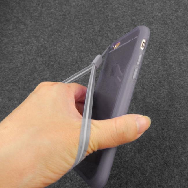 UreParts - TPU Phone Cover / Case - Apple iPhone 6 Plus 6s Plus - Black