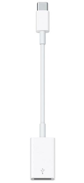 Billede af Original Apple USB C - USB Adapter