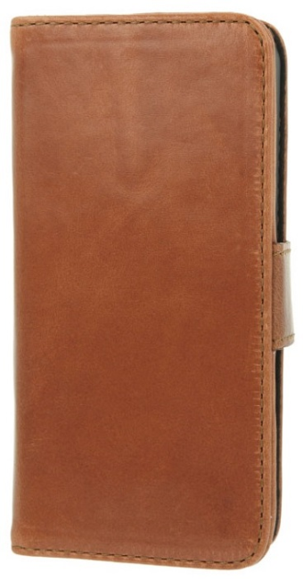 Image of   Valenta Booklet Classic Luxe til iPhone 5 / 5S / SE Brun