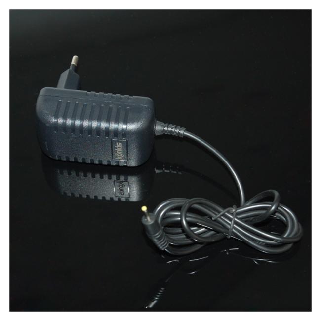 Billede af Vento Cable - Travel Charger - 25mm - Black - 2000mAh