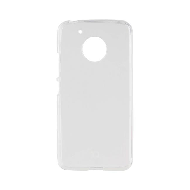 XQISIT Flex Case for Moto G5 clear