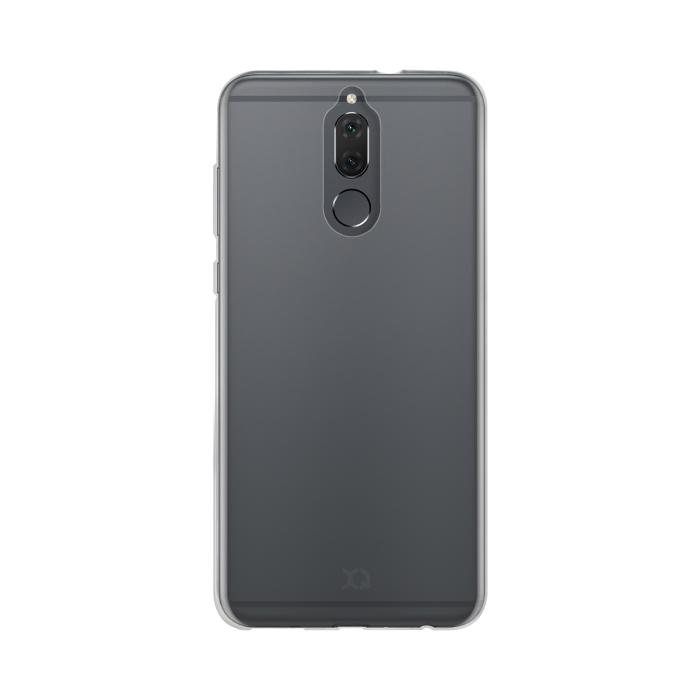 Image of   Xqisit Flex Case Silikone cover til Huawei Mate 10 Lite Gennemsigtig