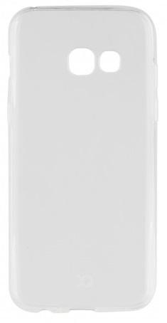 Image of   Xqisit Flex Case Silikone cover til Samsung Galaxy A3 (2017) Gennemsigtig