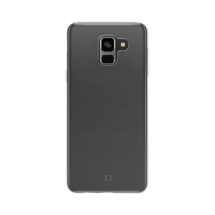 Billede af Xqisit Flex Case Silikone cover til Samsung Galaxy J6 (2018) Gennemsigtig