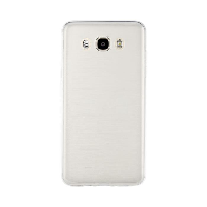 Image of   Xqisit Flex Case Silikone cover til Samsung Galaxy J7 (2016) Gennemsigtig