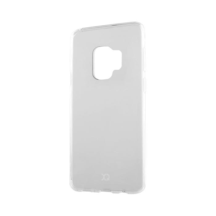 Image of   Xqisit Flex Case Silikone cover til Samsung Galaxy S9 Gennemsigtig