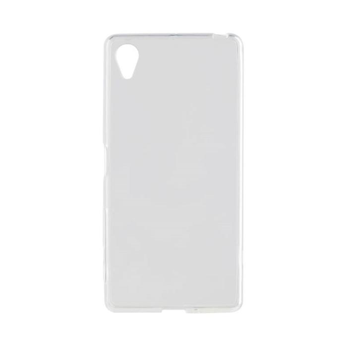 Image of   Xqisit Flex Case Silikone cover til Sony Xperia X Gennemsigtig