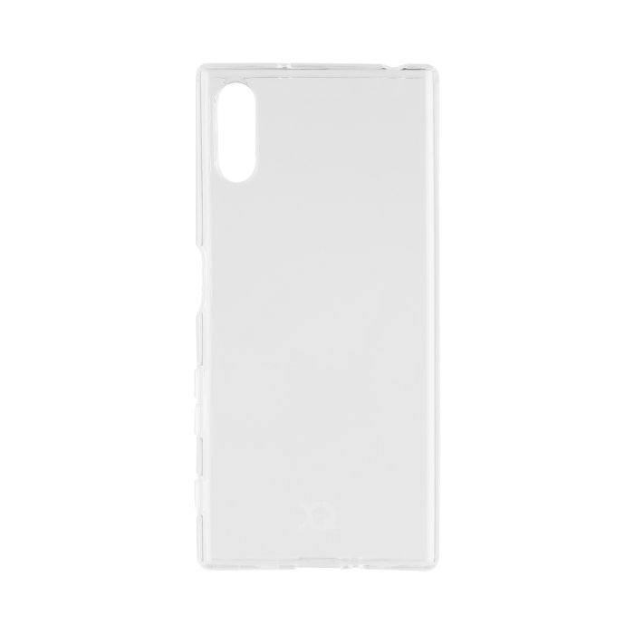 Image of   Xqisit Flex Case Silikone cover til Sony Xperia XZ Gennemsigtig