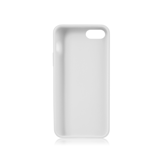 Image of   Xqisit Flex Silikone cover til iPhone 5/5S/SE Hvid