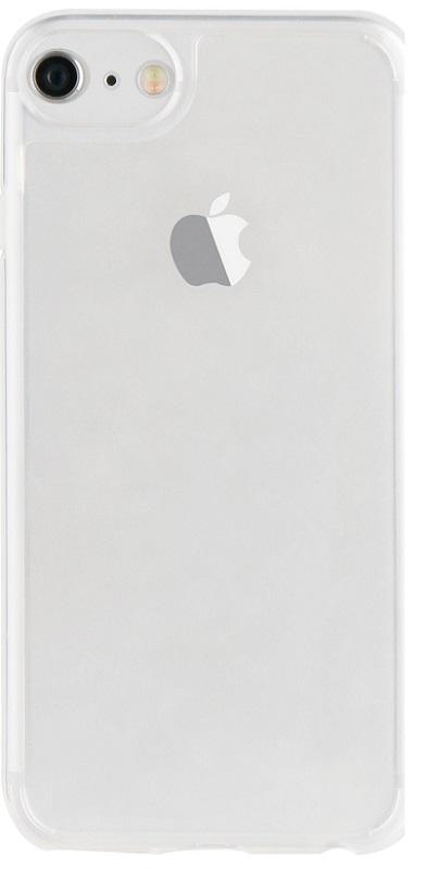 Billede af Xqisit Cover til iPhone 7 og iPhone 8 Gennemsigtigt