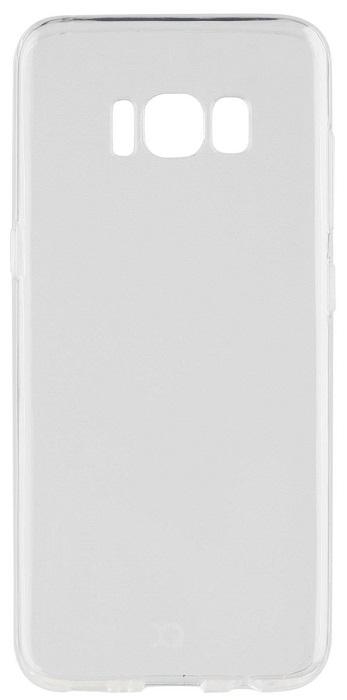 Billede af XQISIT Flex Cover til Samsung Galaxy S8 Transparent