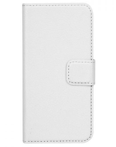 Billede af Xqisit Slim Wallet Case til iPhone SE / 5 / 5S - Hvid