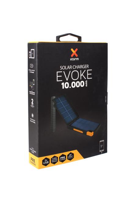 Image of   Xtorm AM121 Solar Power Bank Evoke