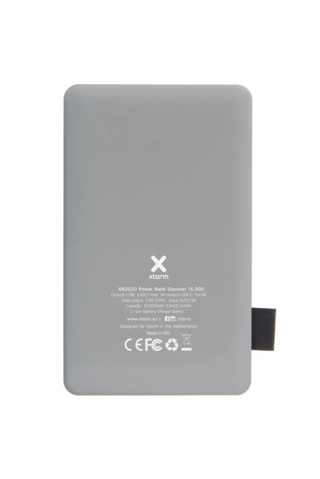 Image of   Xtorm XB202U Power Bank 15.000 Discover