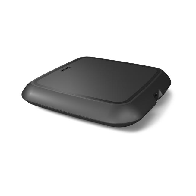 Billede af Zens Single Fast Wireless Charger (USB cable) 10W black
