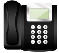 Bordtelefon med simkort - kategori billede