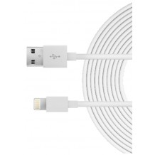 3 meter Lightning kabel til iPhone og iPad, Just Wireless