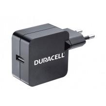 Duracell oplader uden kabel til smartphones 2.4A