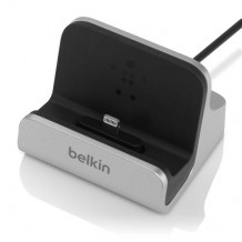 Belkin Lightning Charge + Sync Dock med datakabel Til iPhone