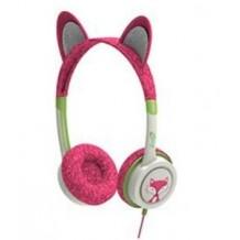 Headset med begrænset lyd til Børn, iFrogz Little Rockers Costume Kitten