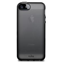 iPhone SE / 5S / 5 cover, Puro Plasma - Sort