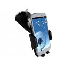 """Samsung bilholder med sugekop til 4"""" -  5,7"""" telefoner"""