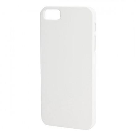 Enjoy Hard shell cover til iPhone 5/5S/SE hvid