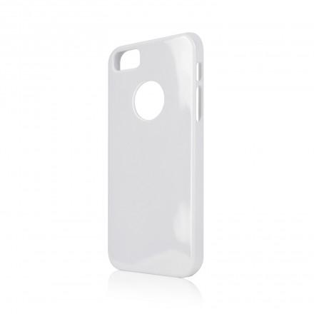 Xqisit Flex Cover til iPhone 5 / 5S / SE Hvid