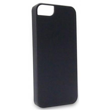 Konkis iPhone SE / 5 / 5S cover - Sort