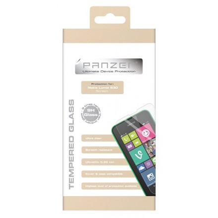 Panzer Glass Skærmbeskytter til Nokia Lumia 530