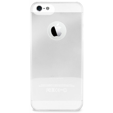 iPhone SE / 5S / 5 cover, Puro Crystal cover, Gennemsigtigt